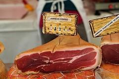 jambon corse (David Lebovitz) Tags: paris france corsica ham pork jambon corsican jamboncorse corsicanham
