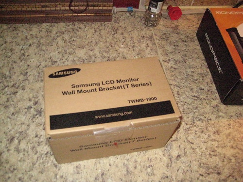 samsung twmb-1900 wall mount bracket for t220hd