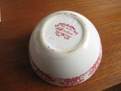 Arden Figgjo Norway bowl (naomi sews & sews) Tags: norway vintage ceramics arden thrifted figgjo
