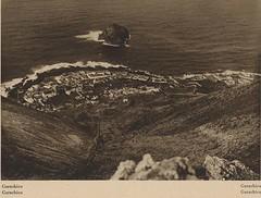 Vista de Garachico 1925