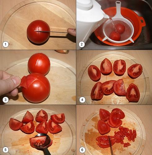 08 - Tomaten schälen