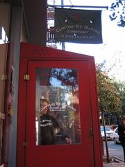 Clinton Street Baking Company, Lower East Side
