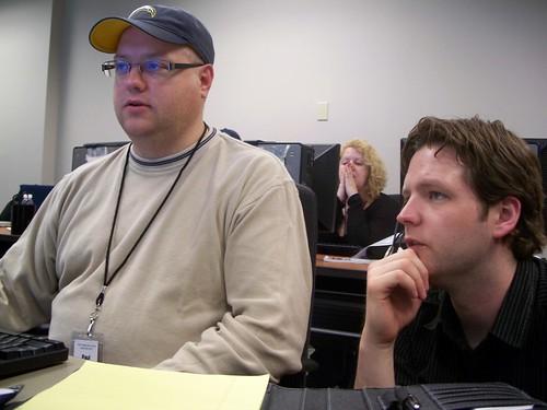 Paul Wallen and David Wright Jr.