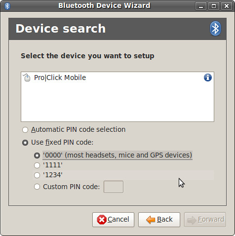 Screenshot-Bluetooth Device Wizard