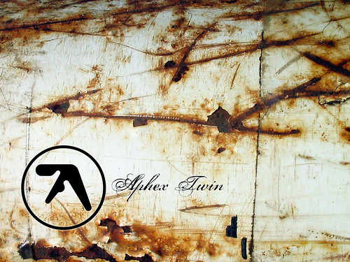 Aphex Twin wallpapers. Here's few wallpapers I did in start of June. Enjoy.