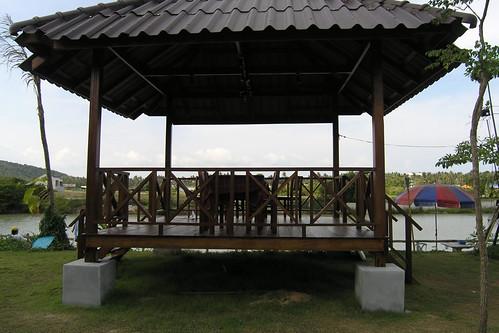 Koh samui Skylake fishing park & restaurant 釣り0005