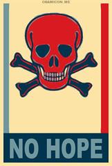 No future for you (rubber rat productions) Tags: hope obama obamarama obamicon