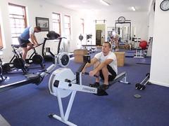 Choose your weapon (dghugo) Tags: eden fitness gymnasium jordaan naude