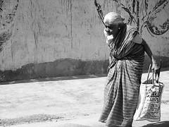 Angel (Thru Lens) Tags: people blackandwhite india delete10 sepia delete9 delete5 delete2 delete6 delete7 patti delete8 delete3 delete delete4 tamilnadu kanchipuram thrulens