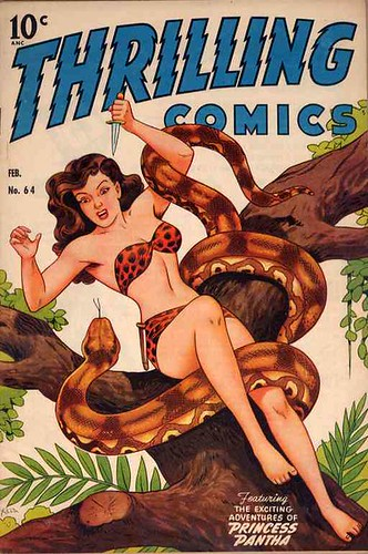 thrilling comics 64 1948