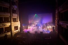 The Dark Side live Mancinelli Orvieto (Michele Ferretti) Tags: canon teatro 350d theater live pinkfloyd concerto 1740 orvieto thedarkside mancinelli