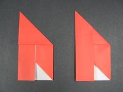 Sonobe  Module Tutorial: Step 5 (Modular Origami) (Origami Tatsujin 折り紙) Tags: sonobemodule art papercrafts japaneseart geometry colors multicolored multidimensional papiroflexia paper cooperativelearning mathematicsofpaperfolding mathematicsorigami analyticalgeometry papercraft origamitechniques origamitutorial 折り紙 おりがみ modular origami fold create unit module sonicboom modularorigami polyhedra paperart colorfulart geometricbeauty geometricart