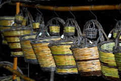 Antichi mestieri - Ancient crafts (Tati@) Tags: reeds baskets canne craftwork cestini artigianato mestieri paolomameli