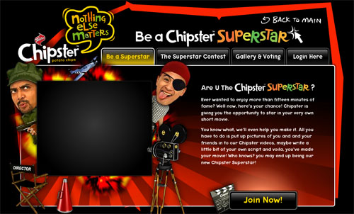 chipster webpage