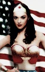 "Rachel Weisz as ""Wonder Woman - The World War II Era"" (DarkJediKnight) Tags: wonderwoman dccomics superheroes rachelweisz"