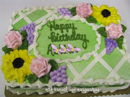 A's cake 2009