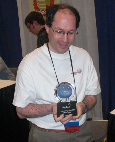 MYSQL UC 2009 - Marc Delisle