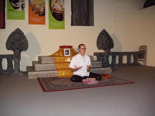 Trent Walker - Khmer Arts Academy - Smot