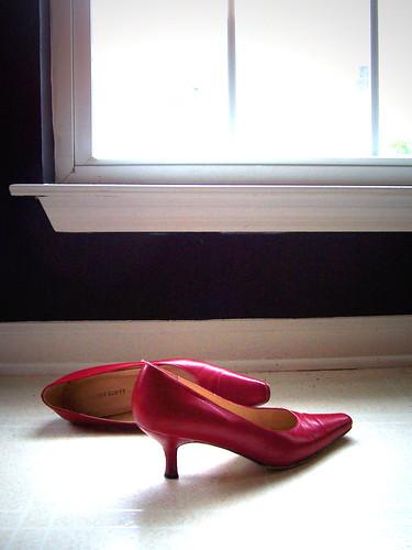 175: Red Shoe Alert