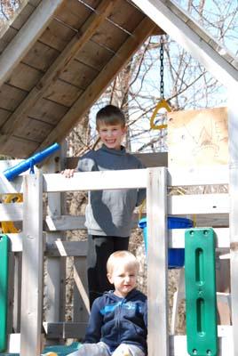 springtime in playhouse