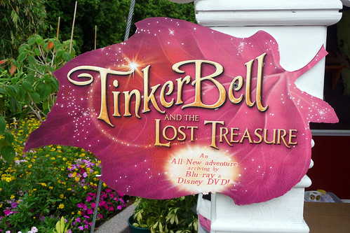 Tinker Bell And the Lost Treasure ทิงเกอร์ เบลล์ กับสมบัติที่สูญหาย