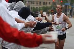 Pittsburgh Marathon Oasis