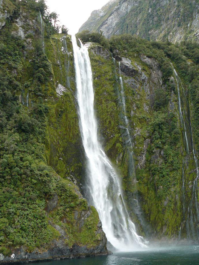Nouvelle Zelande 2008 : milford sound #6