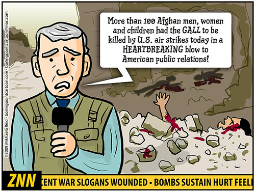 The War in Afghanistan's REAL Victims