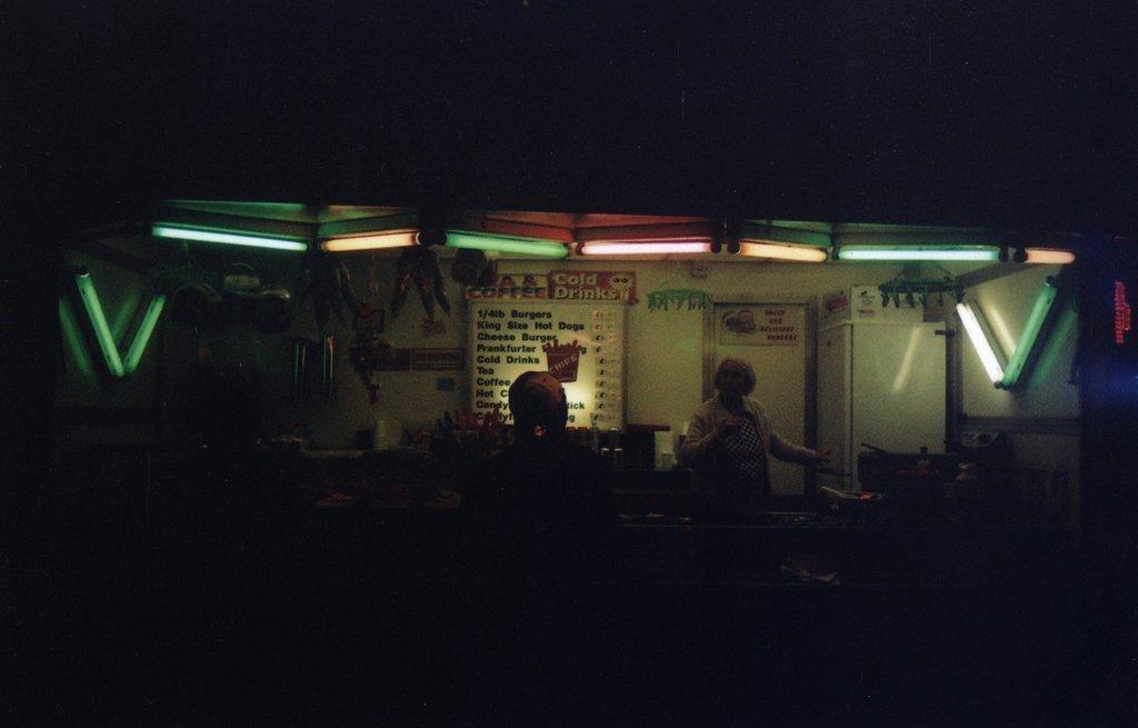 fareground diner