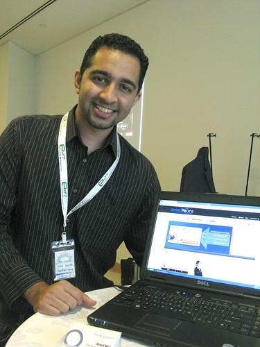 Vinod Nair of Smartloans.