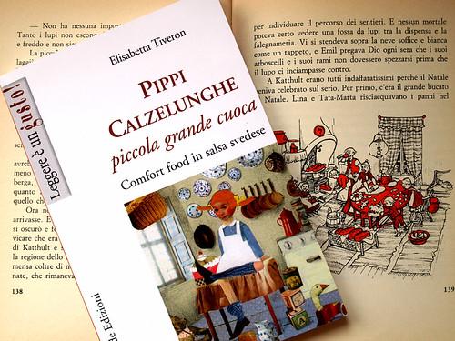 Pippi Calzelunghe piccola grande cuoca. Comfort food in salsa svedese.