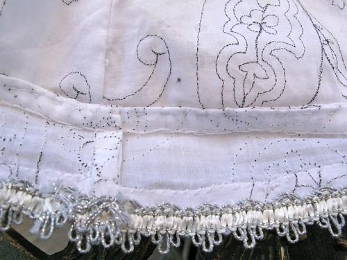 Emobethan Cap - Brim Detail