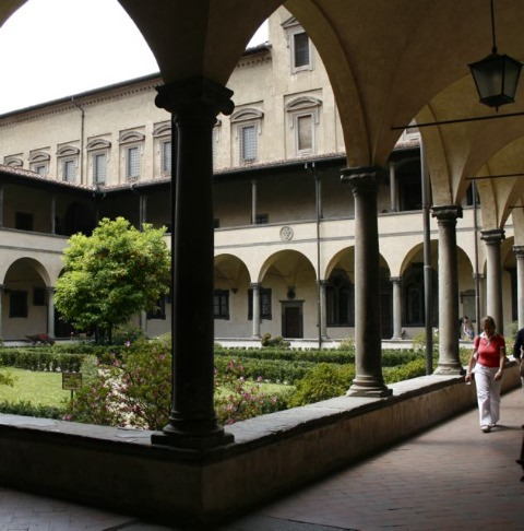 Chiostro di San Lorenzo, Firenze