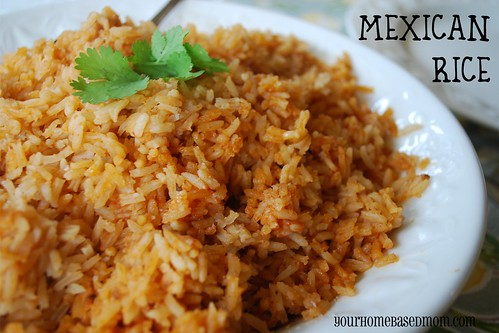 A Big MouthfulEasy Restaurant-Style Mexican Rice - A Big Mouthful