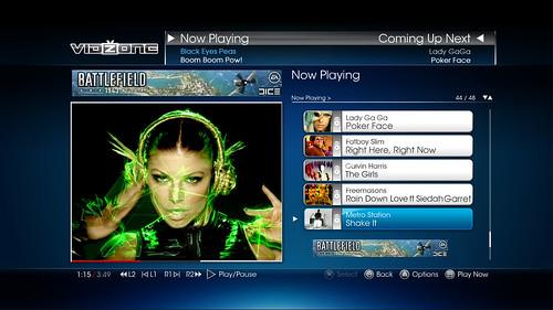 VidZone Lands On PlayStation 3 Today - PlayStation Blog Europe