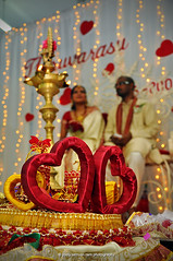 Indian Engagement/ROM (sathyan.ram) Tags: wedding ladies love asian temple happy groom bride hall engagement nikon women couple colorful indian south traditional joy ceremony happiness explore event malaysia penang saree function vino d90 engagementphotography thiru flickrtoday vinothini nikond90 internationalflickrawards engagementpotraits thiruvarasu