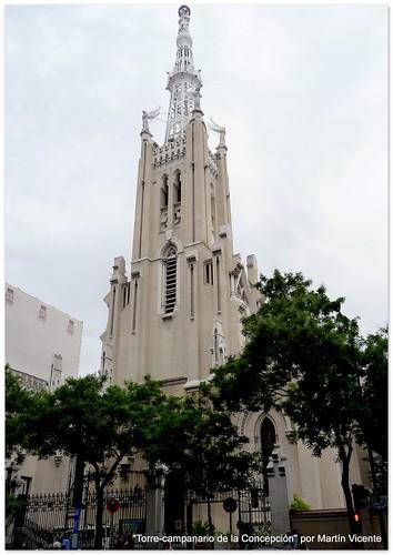 Iglesia de la Concepción. Madrid