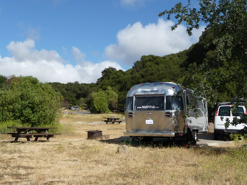 Site 16 at Malibu Creek State Park