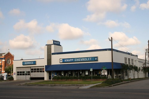 knapp chevrolet co.