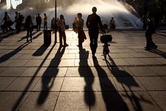 Karlsplatz Silhouettes