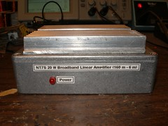 20 Watt Broadband Linear Amplifier