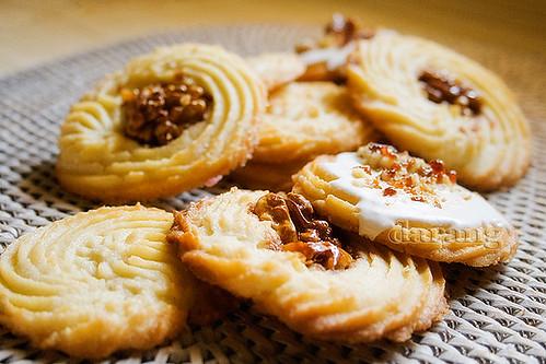 galletas de alemndra