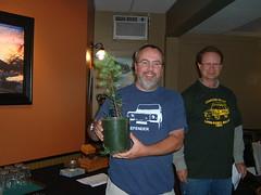 Award Carbon off set, smokiest LR, Dave