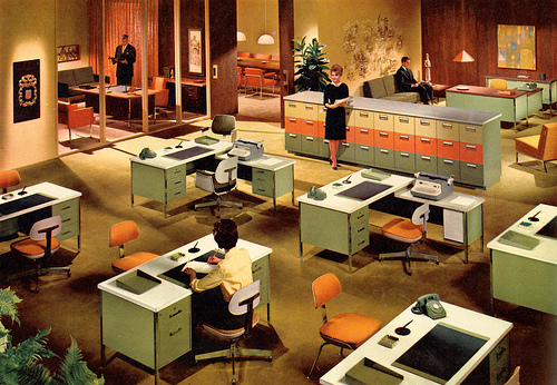 classic steelcase ad images