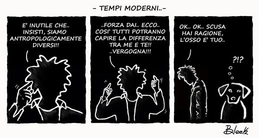 STRIP TEMPI MODERNI