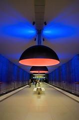 Westfriedhof 1 (Hannes Mauerer) Tags: station underground subway munich mnchen nikon bahnhof ubahn architektur d300 architekture westfriedhof mvg mauerer jmauerer