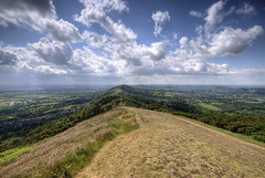 England: Worcestershire - Malvern Hills (Tim Blessed) Tags: uk sky nature clouds landscapes countryside scenery hills fields worcestershire malvernhills aplusphoto singlerawtonemapped worldwidelandscapes