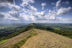 England: Worcestershire - Malvern Hills (Tim Blessed) Tags: uk sky nature clouds landscapes countryside scenery hills fields worcestershire malvernhills aplusphoto singlerawtonemapped worldwidelandscapes