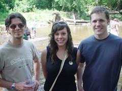 John, Amanda, and Nate