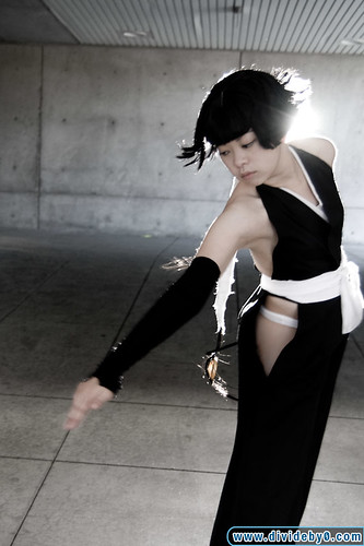 Soi Fong (Bleach) - AnimeExpo09_4970